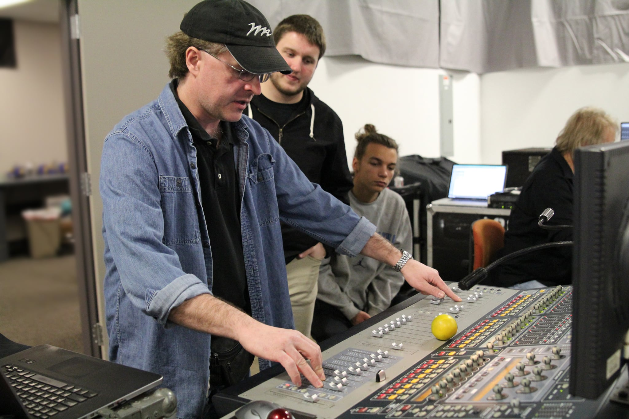 Brian Persall, Guest Engineer