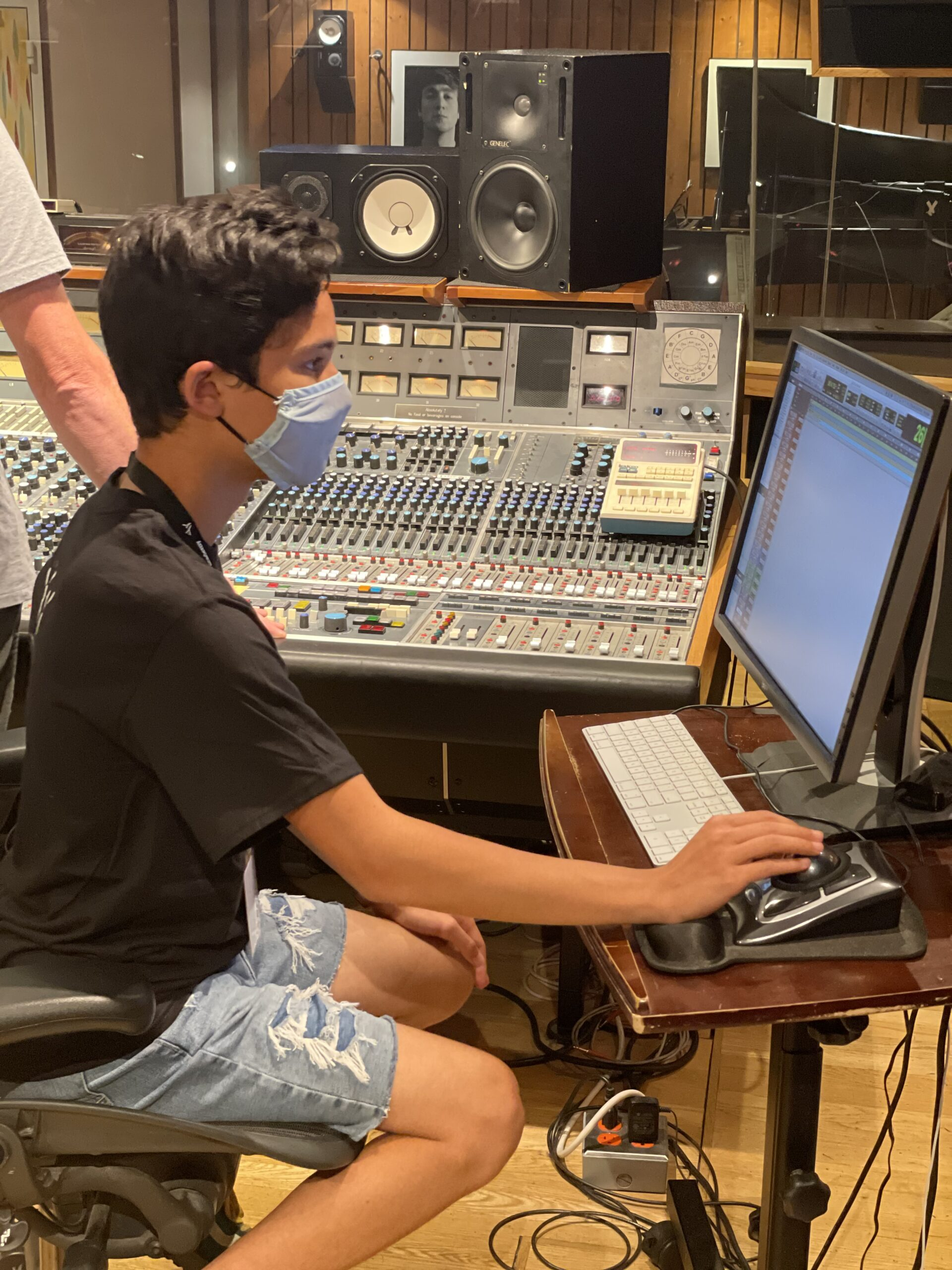 Camper learning ProTools